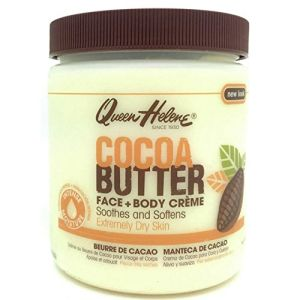 Queen Helene face and body cream with cocoa butter