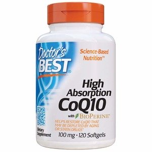 Doctor's Best High Absorption CoQ101