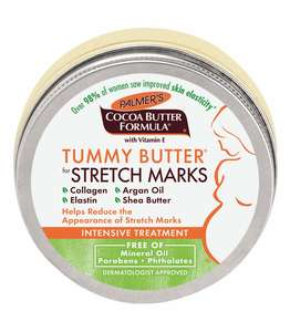 Palmer's Cocoa Butter Formula Tummy Butter Balm for Stretch Marks & Pregnancy