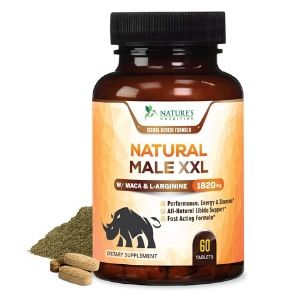 Nature's Nutrition Store Natural Male XXL-1