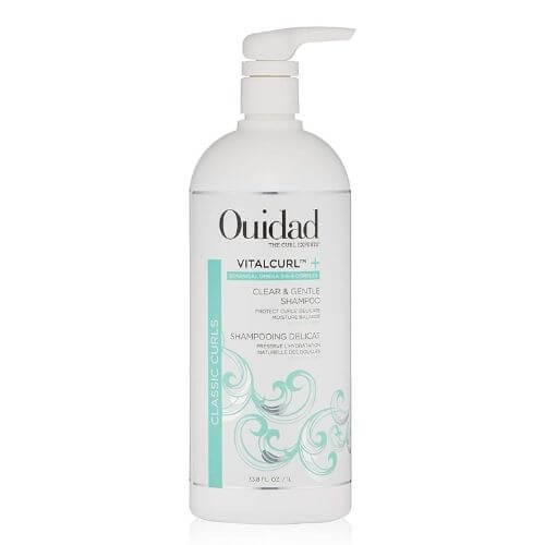 OUIDAD Vitalcurl+ Clear & Gentle Shampoo Review