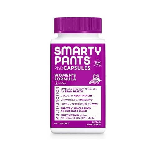 SmartyPants Daily Multivitamin for Women review